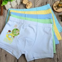Wholesale kids panties children underwear baby girl boys kids shorts pants cotton cartoon Boxers panties Baby Kids Clothing truelovewangwu