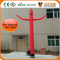 air dancer blower - Included air blower ft m cm tube diameter one leg inflatable waving air dancer for advertising inflatable dancing man