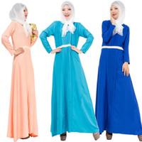 abaya garment - Abaya models dubai Muslim clothing abaya with zipper with a simple outerwear garment fashion design muslim women clothing dress
