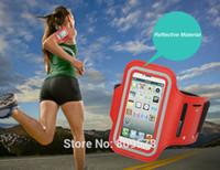 baseball iphone case - Adjustable SPORT GYM Armband Bag Case for apple iPhone S C Waterproof Jogging