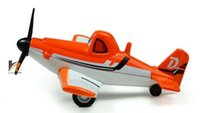 Wholesale Alloy warrior model planes are general mobilization of Dusty cartoon characters Christmas Halloween Gift