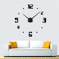 art glass wall clock - Factory Direct Sale Modern Fashion Latest Design Evolution Mirror Glass Wall Clock Art Clock Images with Price M009