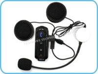 Wholesale New M Interphone Bluetooth Motorcycle Bike Helmet Sports Headset Intercom with FM function