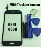 touchscreen - Original New Touchscreen Digitizer Glass For Samsung Galaxy Core Prime G361 G361F Tools With Tracking Number