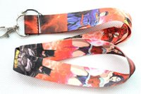 batman id - Hot DC Super Heroes Superman Batman Wonder Woman Flash KeyChain lanyard ID phone strap Neck Lanyard