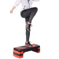 Wholesale Aerobic Stepper quot Fitness Adjust quot quot quot Cardio Step Exercise Health Risers