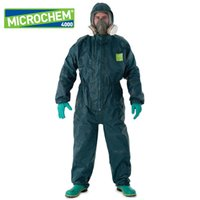 Wholesale Advanced chemical protective clothing one piece protective clothing