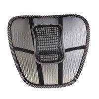 Wholesale 100 High Quality Summer Back Seat Mesh Lumbar Back Brace Support Cool Summer Car Seat Office Home