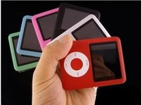 Wholesale Popular Slim rd Built in GB inch LCD MP3 MP4 FM Radio Video Player