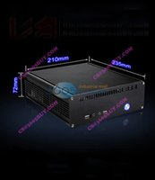 atx dual core - In teldual core dual ethernet port motherboard american g ram g solid state hard drive mini host
