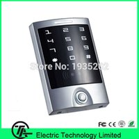 Wholesale Waterproof IP65 M09T M standalone MF card access control card reader wiegand access controller with touch keyboard