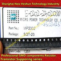 Cheap Wholesale-+ 100pcs N-channel FET SI2302 MP2302 2.5A   20V SOT23 MOS tube
