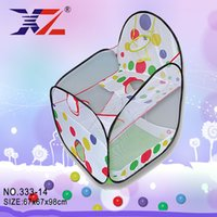 beach tent for babies - New arrival Sports Ball Shooting Puzzle Folding Tent Sports Beach Toys Sales Portable Tent Baby Toys For Children
