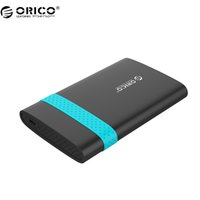 Wholesale ORICO C3 inch Type C Mobile Hard Disk Box USB3 Notebook Free Tools HDD Encloxure for SSD
