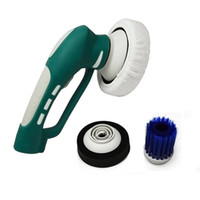 Wholesale Electric Car Polisher Automatic Rotary Car Waxer Shine Set Automobile Polishers and Buffers Kit