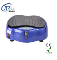 Wholesale whole body vibration plate ultrathin crazy fit massager fitness equipment home use fat loss muscle strengthen body slimmer manufacture