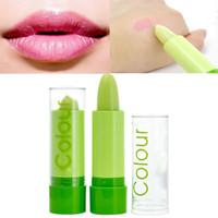 Wholesale Moisturizer Magic Color Fruit Lip Balm Lipstick Nutritious Lip Stick Beauty Long Lasting Lipbalm Lips Care Makeup Tools