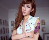 art printing techniques - Temporary feature tattoo sticker for beauty factory price Yincai Body art tattoos Water transfer printing technique