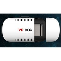 Wholesale NEW VR BOX Professional Google Cardboard Original xiaozhai Brand VR BOX Virtual Reality D Glasses for Phone