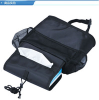 Wholesale Car Organizer Back Seat Organizer Seat Back Storage Container Bags Multibag For car SUV Truck