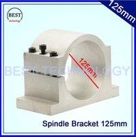 aluminium engraving machine - cnc spindle motor mm cast aluminium bracket cnc machine tool spindle for engraving milling machine spindle clamp