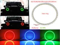 Wholesale 60 mm LED Angel eyes ring SMD Universal Car Auto Headlight LED halo ring DC12V