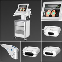 Wholesale Professional Genuine HIFU High Intensity Focused Ultrasound therapy Machine Salon Use Hifu V Face Skin Lifting Anti aging Wrinkle Removal CE