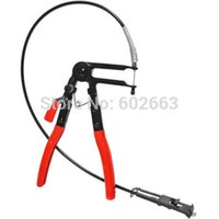 auto brake hose - Fuel Oil Water Pipe Car Brake Auto Tool Flexible Lock Hose Clip Clamp Plier DIY