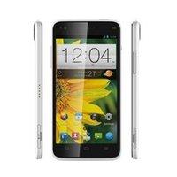 al por mayor sim zte-ZTE V987 Android 4.1 MT6589 de cuatro núcleos a 1,2 GHz Dual Sim 5.0 pulgadas HD 1G RAM de 8.0 megapíxeles del teléfono celular (nave rápida de los EEUU)