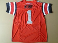 Wholesale Ohio State Buckeyes Bradley Roby red college football jerseys adult mix order