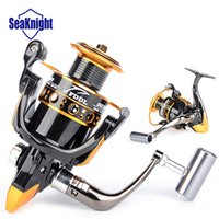 beach fishing gear - German Technology Metal Spool Spinning Fishing Reel for Sea Beach Spin Carp Fishing Reel Gear Tackle Spinning Coil
