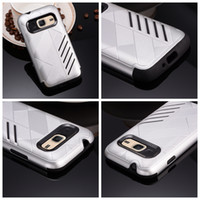 ballistic armor - For Galaxy A5 A7 A9 J1 ACE Mini J1MINI J2 J5 J7 Grand Prime G530 Fashion Heavy Duty Skin Hybrid Armor Ballistic Case Hard PC Soft TPU Cover