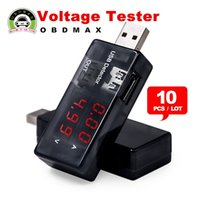 battery powered jeep - Mini USB Charger Tester Capacity Power Current Voltage Mobile Battery Tester Power Detector Voltage Current Meters
