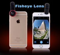 Wholesale 3 In Fish Eye Lens Wide Angle Mobile Phone Glass Camera Fish eye Lens For Smart Phones