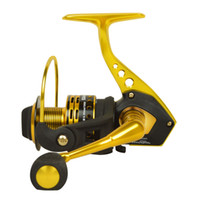 Cheap Tokushima fishing vessel Full Metal spinning wheel 12BB Fishing vessel SA1000 ~ 7500 fish reel Speed ratio 5.5: 1-----D3