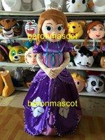 Cheap sofia Mascot Costume Best sofia Costumes