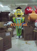 bert sesame street - Bert Sesame Street Elmo Friend Mascot Costume EPE Fancy Dress Cartoon Character Outfit Suit Free Sh
