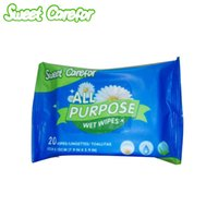 adult wet wipes - Sweet Carefor All Purpose Wet Wipes For Adult and Children Pack Alcohol Free Wet Wipes For Hand and Mouth and Skin Care