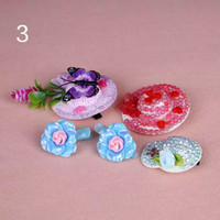 Wholesale Mixed Color Straw Hat Children Hairpins Girls Hair Clips support drop shipping