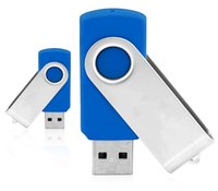 Wholesale Swivel USB Flash Drive Pen Disk gb gb gb gb gb gb Real Capacity Customized LOGO memory stick