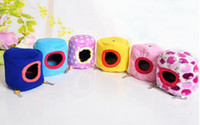 Wholesale lovely colorful Hammock for Rat Bird Hamster Squirrel Small Pet Bed Nest Toy Tree Stump style House with mat