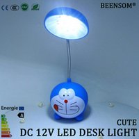 Wholesale BEENSOM led light night Children learn cartoon cute lamp bedside lamp night light A Dream hellokitty creative lamp charging