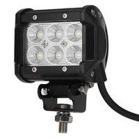 Wholesale DC V W lm K degree Car Top LED Work Light Bar Floodlight Beam Driving Lamp