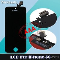 iphone 5 screen replacement - Tianma lcd For iPhone S C G LCD Display touch Screen Digitizer assembly replacement NO Dead pixel for iphone g lcd s lcd