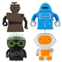 Wholesale Mini Cute RC Radio Control Robot Soccer Competition Toy Children Kid Gift Hot Selling