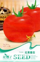 big red tomatoes - 800 Tomato seeds Big Red good taste B042