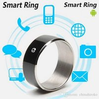 Wholesale Smart Ring NFC Android Bb Wp Electronics Smart Devices Intelligent Magic Hot Sale as Android Watches Smart Bracelet