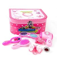 Wholesale Educational Baby Make Up Toy for Girls Pretend play Gift Classic Simulation brinquedos juguetes