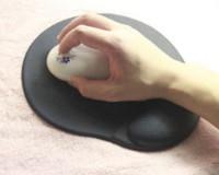 Wholesale Foam Gel Wrist Rest Mouse Pad Black Mouse Pads Cheap Mouse Pads Cheap Mouse Pads