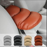 Wholesale Brand New High Quality Universal Auto Interior Accessories Handrail Pad Arm Cushion Car Handrails Heighten Box Covers